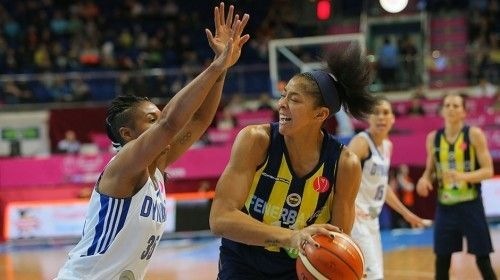 Fenerbahçe Kadınlar Eurolig'de Avrupa İkincisi Oldu