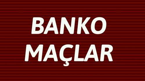 İddaa Banko Maç Seçimi