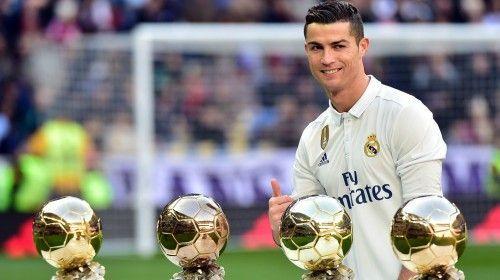 Ronaldo Şeytan ve Aziz Değil