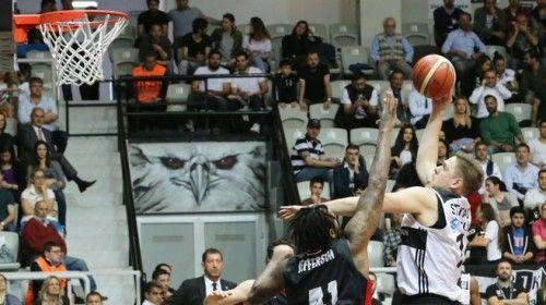 Beşiktaş-Gaziantep Basketbol Maçı