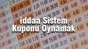 Sistem 4 Nedir? İddaa'da Sistem 4 Ne Kadar?