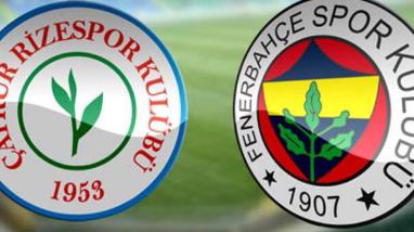 Çaykur Rizespor Fenerbahçe İddaa ve Maç Tahmini 11 Eylül 2020
