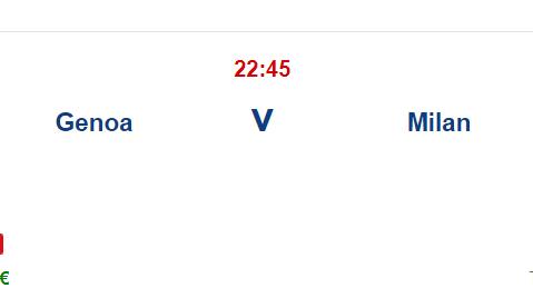 Genoa Milan İddaa ve Maç Tahmini 16 Aralık 2020