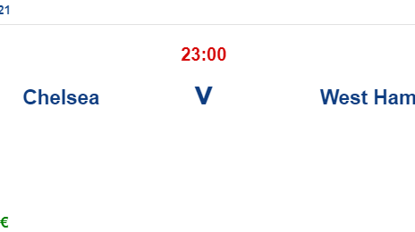 Chelsea West Ham United İddaa ve Maç Tahmini 21 Aralık 2020