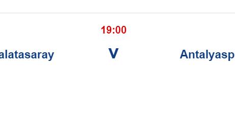 Galatasaray Antalyaspor İddaa ve Maç Tahmini 2 Ocak 2021