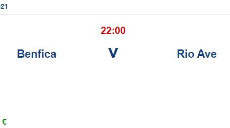 Benfica Rio Ave İddaa ve Maç Tahmini 1 Mart 2021