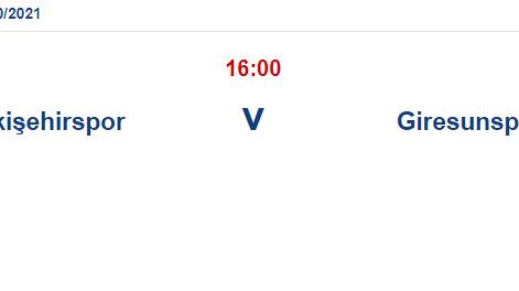 Eskişehirspor Giresunspor İddaa ve Maç Tahmini 9 Nisan 2021
