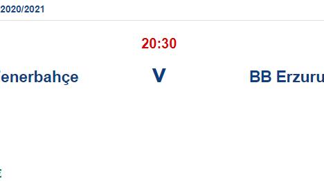 Fenerbahce Erzurumspor İddaa ve Maç Tahmini 3 Mayıs 2021