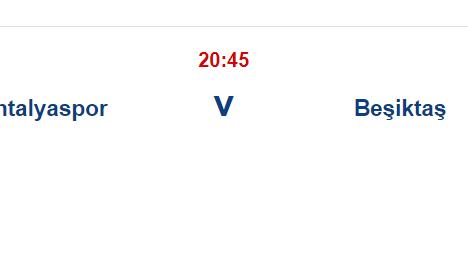 Antalyaspor Beşiktaş İddaa ve Maç Tahmini 18 Mayıs 2021
