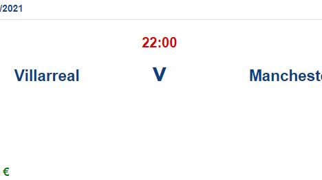 Villarreal Manchester United İddaa ve Maç Tahmini 26 Mayıs 2021