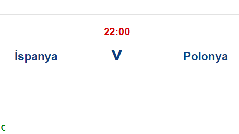 İspanya Polonya İddaa Maç Tahmini 19 Haziran 2021