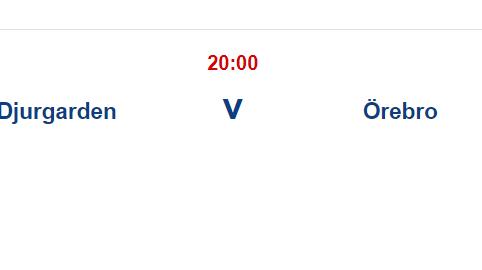 Djurgarden Örebro İddaa ve Maç Tahmini 5 Temmuz 2021