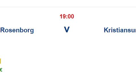 Rosenborg Kristiansund İddaa ve Maç Tahmini 10 Temmuz 2021