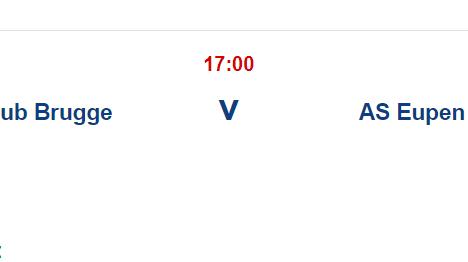 Club Brugge Eupen İddaa ve Maç Tahmini 25 Temmuz 2021